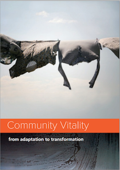 Community Vitality: From Adaptation to Transformation book cover