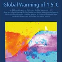 Global Warming of 1.5 Degrees Report