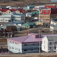 The most northerly community in Nunavut was hotter than Victoria, BC, after a record-breaking heatwave hit the territory.