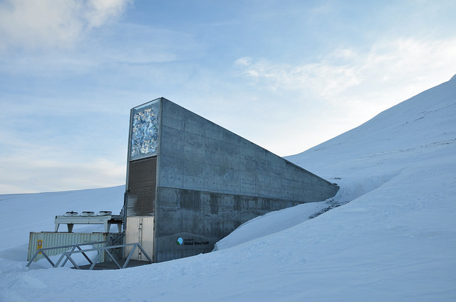 "The ""failsafe"" Global Seed Vault on the Norwegian island of Spitsbergen was recently breached by meltwater. Does planning for climate change mean anticipating the unexpected?"