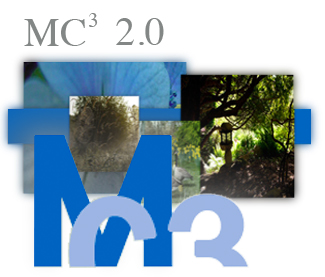 MC3 2.0 Initial Graphic with Blue Flower
