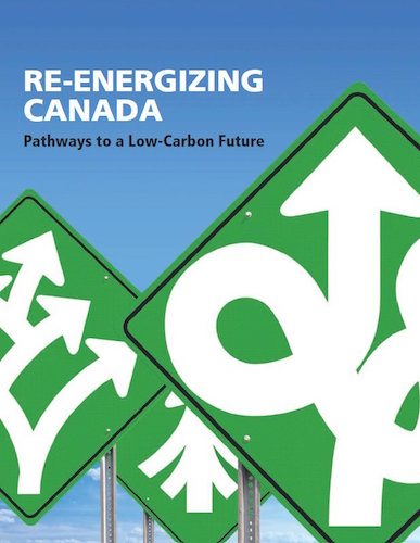 Re-energizing Canada Report Cover
