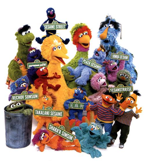 Sesame Street Workshop International, Wikia
