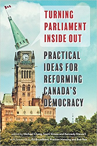 Turning Parliament Inside Out book, image via Amazon.com